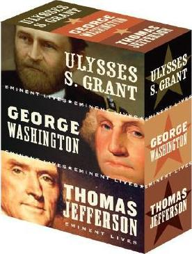 American Presidents Eminent Lives Boxed Set