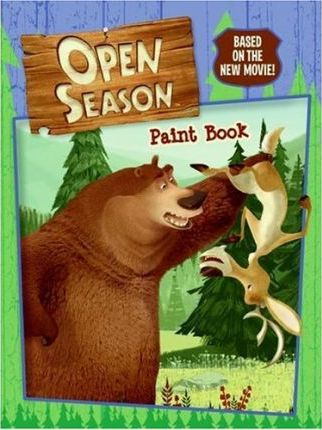Open Season Colouring Activity