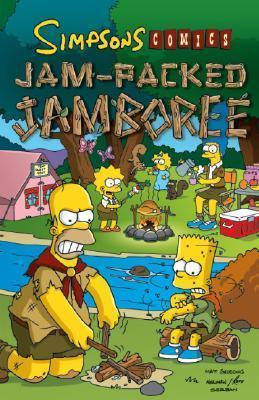 The Simpsons Comics Jam-packed Jamboree