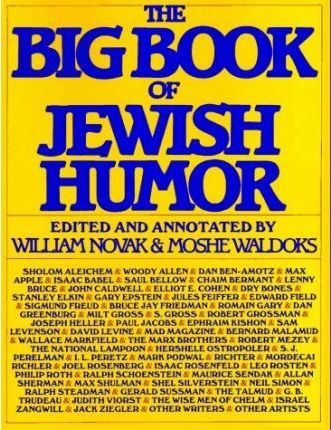 The Big Book of Jewish Humour
