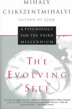 The Evolving Self Cover Image