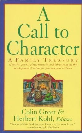 A Call to Character