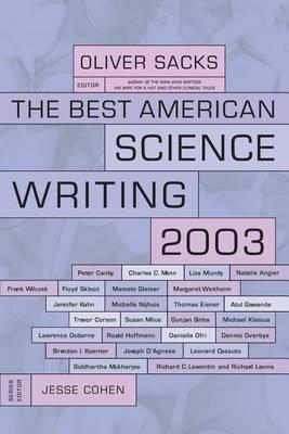 Best American Science Writing 2003