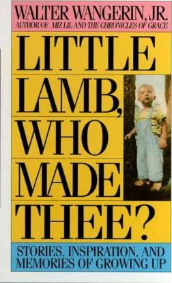 Little Lamb Who Made Thee