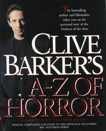 Clive Barker's A-Z of Horror