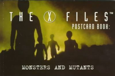 The X-Files Postcard Book