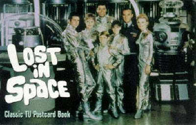 Lost in Space Classic Postcard Book