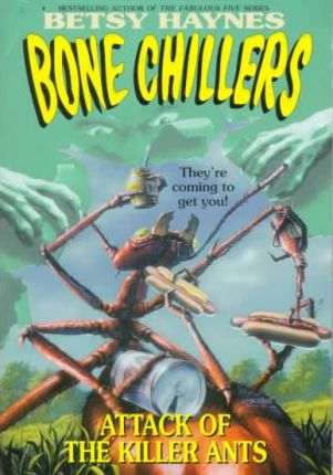 Xbonechillers:Attack of Killer Ant