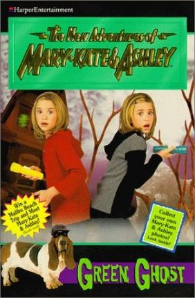 New Adventures of Mary-Kate & Ashley #13: The Case of the Green Ghost