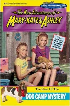 New Adventures of Mary-Kate & Ashley #24: The Case of the Dog Camp Mystery