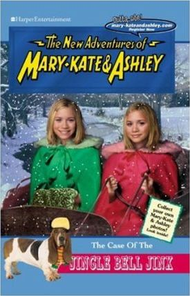 New Adventures of Mary-Kate & Ashley #26: The Case of the Jingle Bell Jinx