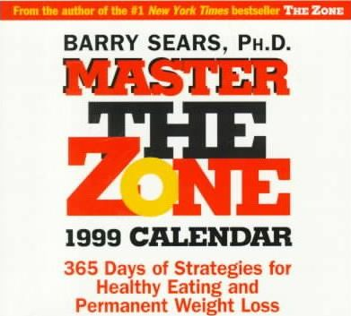 Cal 99 Master the Zone Calendar