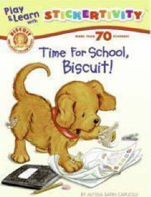 Time for School, Biscuit!