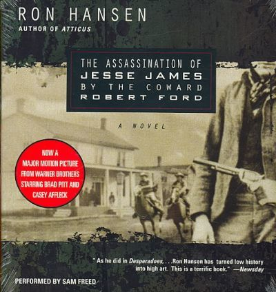 The Assassination of Jesse James by the Coward Robert Ford CD