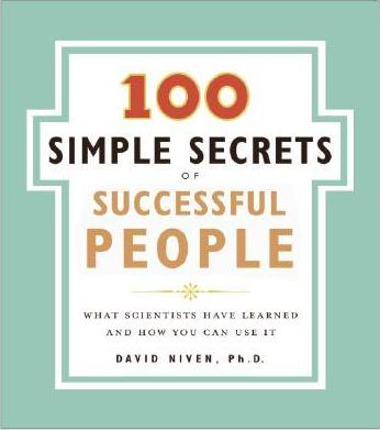 The 100 Simple Secrets of Successful People