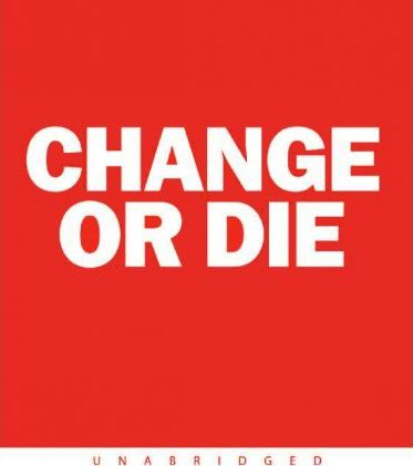 Change or Die Unabridged CD