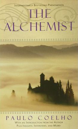 Alchemist International Edition Cover Image