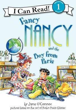 Fancy Nancy and the Boy from Paris