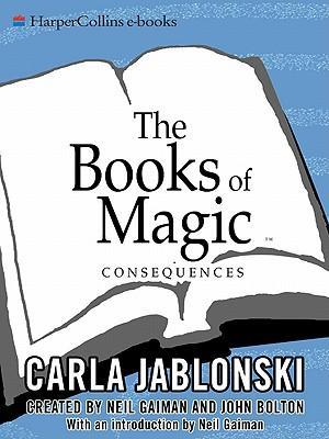 The Books of Magic #4: Consequences