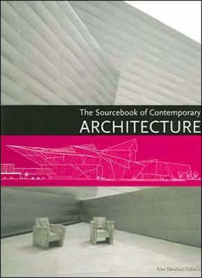Sourcebook of Contemporary of Architecture