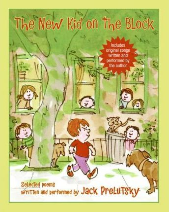 The New Kid on the Block CD