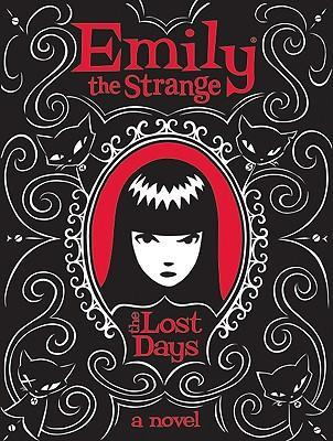 Emily the Strange  The Lost Days   Rob Reger   9780061452314 88c93f0ec