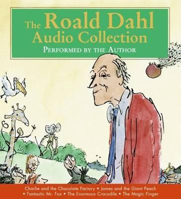 The Roald Dahl Audio CD Collection