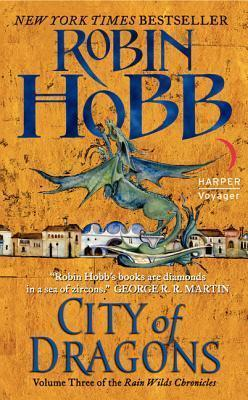 City of Dragons : Robin Hobb : 9780061561696