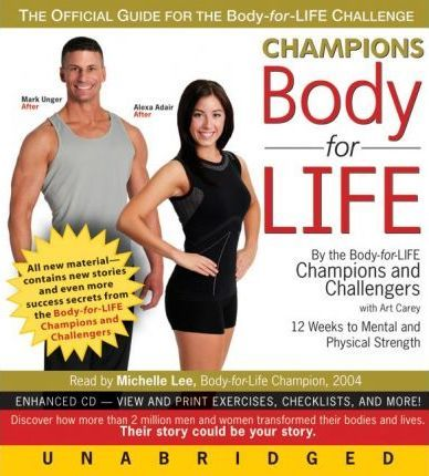 Champions Body For Life Unabridged 4/240