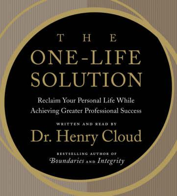 The One-Life Solution CD