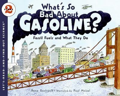 What's So Bad About Gasoline? Fossil Fuels and What They Do
