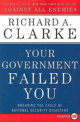 Your Government Failed You