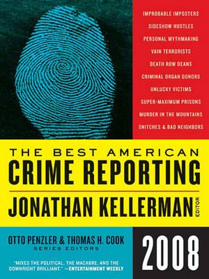 The Best American Crime Reporting, 2008