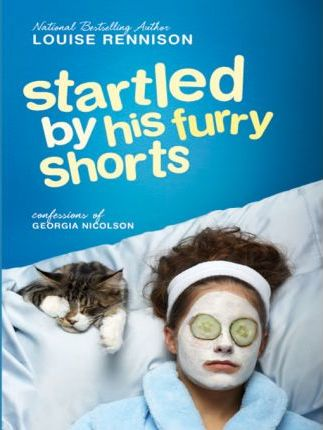 '...Startled by His Furry Shorts!'