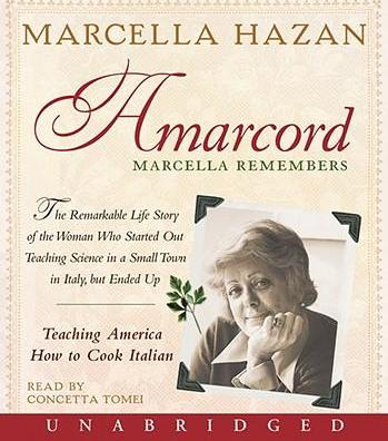 Amarcord Marcella Remembers