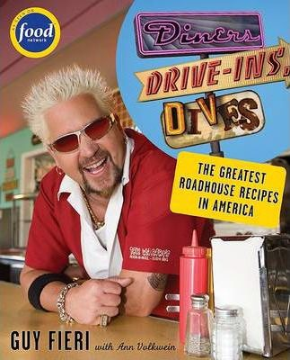 Diners, Drive-ins and Dives  An All-American Road Trip . . . with Recipes!