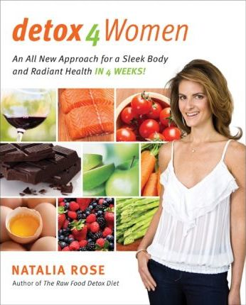 Detox for Women : An All New Approach for a Sleek Body and Radiant Health in 4 Weeks – Natalia Rose