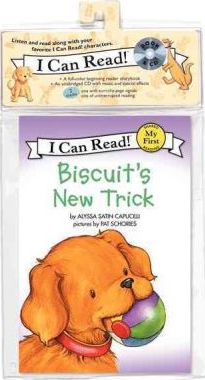 Biscuit's New Trick Book and CD