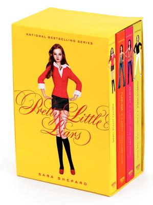 1053288d6 Pretty Little Liars   Sara Shepard   9780061801310