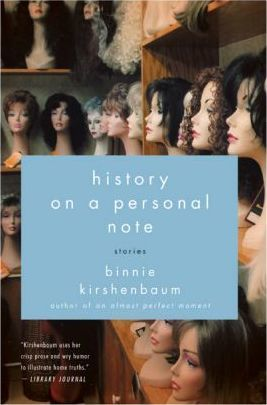 History on a Personal Note