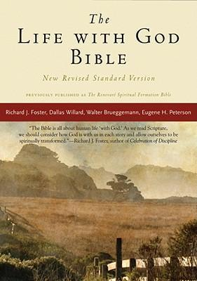 NRSV, The Life with God Bible, Compact, Paperback