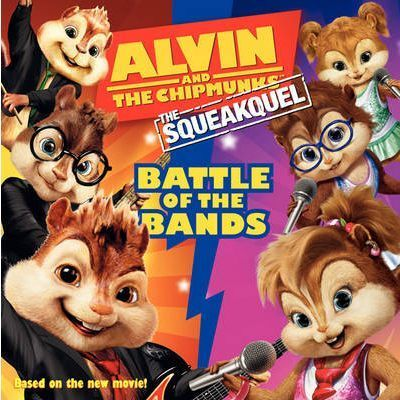 """Alvin and the Chipmunks"": The Squeakuel"