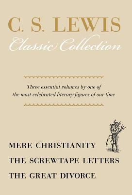 Mere Christianity/Screwtape Letters/Great Divorce - Box Set