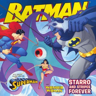 Starro and Stripes Forever