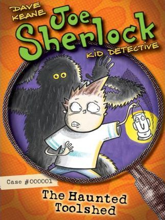 Joe Sherlock, Kid Detective, Case #000001: The Haunted Toolshed