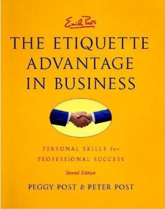 The Etiquette Advantage in Business Intl