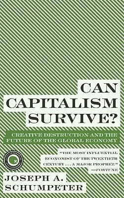 Can Capitalism Survive?