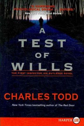 Test of Wills Large Print