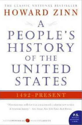 an analysis of a peoples history of the united states by howard zinn Free essay: a review of a people's history of the united states a people's history of the united states concentrates on the personal experiences and.