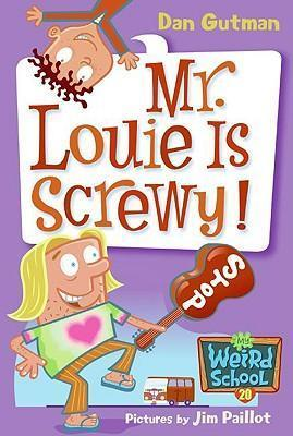 Mr. Louie Is Screwy!